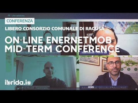 EnerNETMob mid-term conference